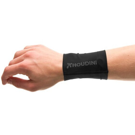 Houdini Wrist Stash Band True Black